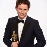 第87回アカデミー賞で主演男優賞を受賞したエディ・レッドメイン