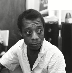 "Mandatory Credit: Photo by Dave Pickoff/AP/REX/Shutterstock (6633603a) James Baldwin, author of ""The Fire Next Time"" and ""Another Country,"" at his home, New York James Baldwin, New York, USA"
