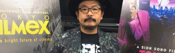 """園子温監督が語る""""映画版""""『東京ヴァンパイアホテル』"""