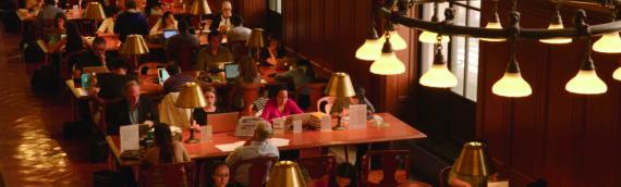 『ニューヨーク公共図書館 エクス・リブリス』第3弾:川本瑠