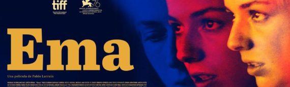 [808]チリの映画監督パブロ・ララインの新作『エマ』(2019)について