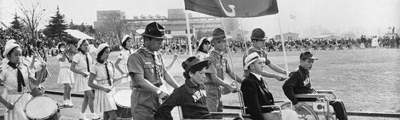 1964年当時の貴重な映像を残した『東京パラリンピック 愛と栄光の祭典』